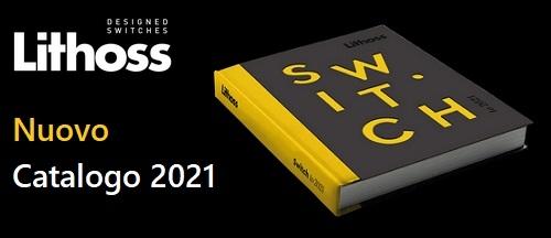 Nuovo Catalogo Lithoss 2021