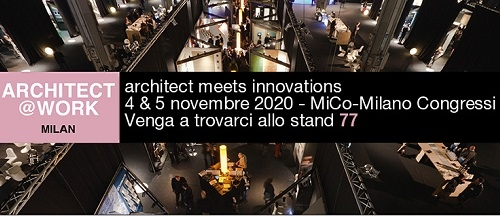Architect @ Work Milano 2020