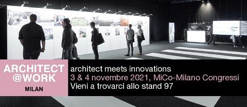 Architect @ Work Milano 2021